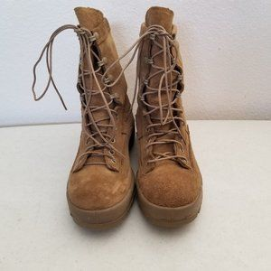 McRea Us Army Issue Combat Cold Weather Boots 7.5